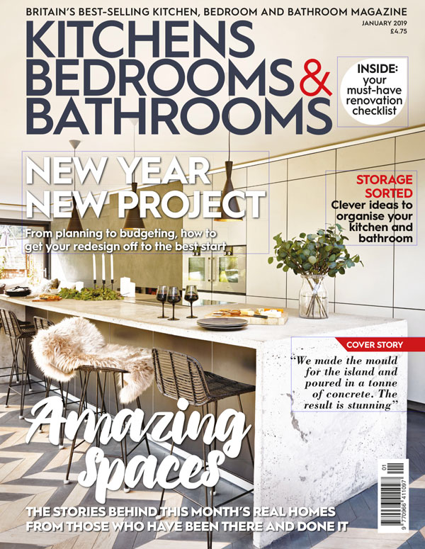 Kitchens, Bedrooms & Bathrooms, janvier 2019