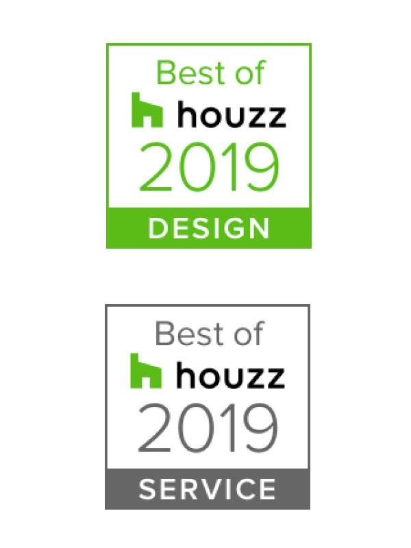 Lauréat du prix Best of Houzz Design and Service 2019